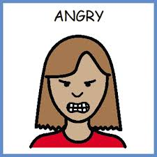 Angry image